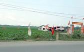 """政府總監察署表示,按照土地法律的規定,所有""""廟門""""機場土地為國防土地。(圖源:國榮)"""