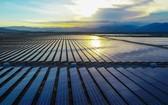 寧順太陽能發電廠由上百萬太陽能電池板組成,成為當前東南亞規模最大的太陽能發電廠。(圖源:瓊陳)