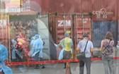菲律賓政府7日說,總統杜特爾特日前已指示相關部門,菲律賓今後將停止從國外進口垃圾。(圖源:CCTV視頻截圖)