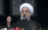 魯哈尼指伊朗仍會留在協議內。(圖源:新華社)