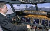 波音公司承認其波音737MAX系列飛機用於訓練飛行員飛行的模擬器存在缺陷。(圖源:DPA)