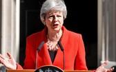 英國首相特蕾莎‧梅24日說,她將於6月7日辭去保守黨領導人一職。(圖源:路透社)