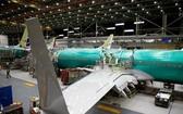 """美國聯邦航空局6月2日發表聲明說,部分波音737客機零部件可能存在製造缺陷,所涉機型包括波音""""737 MAX""""和波音""""新一代737""""。(圖源:路透社)"""