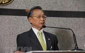 泰國眾議院議長乃川(Chuan Leekpai)。(圖源:越通社)