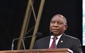 南非共和國總統馬塔梅拉‧西里爾‧拉馬福薩發表就職演說。(圖源:互聯網)