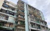 圖為第一郡范伍老坊裴援街155-157號公寓。(圖源:互聯網)