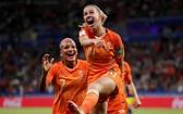 荷蘭女足挺進決賽。(圖源:互聯網)