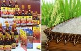 """裴女士表示,從太原大米、富國魚露至五鞭柚等越南商品曾在歐洲各超市出售,卻註明是""""泰國製造""""。(示意圖源:田升)"""