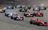 Formula 1 Vietnam Grand Prix 門票最高 9650 萬元。(示意圖源:互聯網)