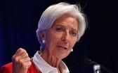 國際貨幣基金組織(IMF)總裁拉加德。(圖源:互聯網)