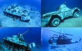 海底軍事博物館是亞喀巴新增的旅遊景點。(圖源:互聯網)