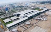新山一機場一瞥。(圖源:互聯網)