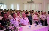 越南人民海軍傳統聚會現場一瞥。(圖源:越通社)