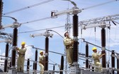 電力部門增添設備,提升服務質量。