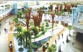隆城機場配景圖。(圖源:ACV)