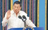 杜特爾特宣布成立菲律賓航天局。(圖源:AP)