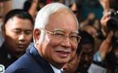 馬來西亞前總理納吉布。(圖源:互聯網)