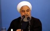伊朗總統魯哈尼。(圖源:路透社)