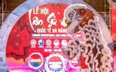 2019年峴港國際龍獅節精彩表演一瞥。