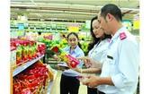 排斥公害食品 保護消費者