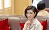 女歌手阮紅絨。(圖源:互聯網)