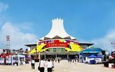 第十六屆東博會將於9月21-24日在中國南寧舉辦。圖為歷屆東博會。(圖源:互聯網)