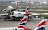 因飛行員於9月9日和10日舉行罷工,英國航空公司已取消了超過1500架次的航班。(圖源:互聯網)