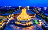 南寧國際會展中心即將迎來第16屆中國-東盟博覽會。(圖源:互聯網)