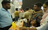 世界衛生組織已確認斯里蘭卡成為成功消除愛滋病母嬰傳播的國家。(示意圖源:互聯網)