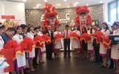 亞洲餅家第4間大型餅廠開張儀式。