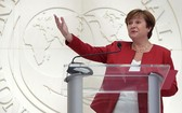 格奧爾基耶娃正式當選IMF新任總裁。
