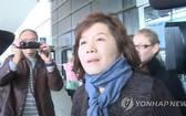 朝鮮外務省第一副相崔善姬。(圖源:韓聯社)