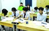 8名華文科優秀生接受培訓。