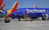 美國西南航空公司的波音737Max飛機。(圖源:互聯網)