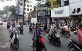 圖為本市第五郡阮豸街街頭一瞥。(圖源:batdongsan.com.vn)