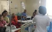 我國每年有近16萬5000例癌症新病例。圖為入住醫院接受治療的癌症患者。(圖源:H.A)