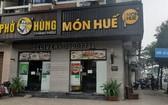 近來多間順化菜連鎖餐館一律停止營業。(圖源:天龍)