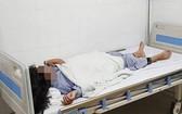 女病童當前已入住醫院接受治療。(圖源:VOV)
