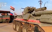 俄軍警擴大在敘土邊境巡邏範圍。(圖源:互聯網)