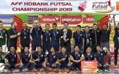 泰國隊奪得冠軍。(圖源:VTC)