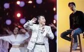 """山松M-TP(圖左)與""""黑齙""""(圖右)是通過YouTube網站得到高收入的兩名歌手。"""