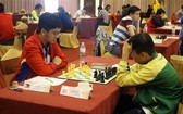 各名棋手參加角逐。(圖源:互聯網)