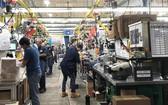 10月份美國製造業採購經理人指數(PMI)為48.3,雖然環比微升,但該數據已連續3個月低於榮枯線。(示意圖源:互聯網)