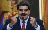 委內瑞拉宣佈驅逐薩爾瓦多外交官員,圖為委國總統馬杜羅。(圖源:AP)