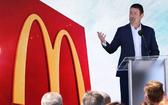 麥當勞前CEO史蒂夫‧伊斯特布魯克。(圖源:互聯網)