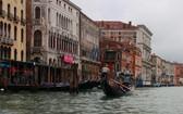 意大利威尼斯運河一瞥。(圖源:互聯網)