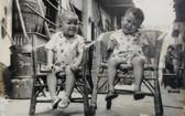 上世紀60年代堤岸的一個華人社區。