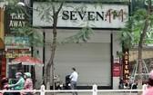 Seven.AM品牌時裝連鎖店今已一律停業。(圖源:孝元)