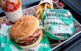 """美國快餐連鎖店""""漢堡王""""宣佈,將在歐洲推出素肉版漢堡包。(圖源:互聯網)"""