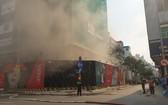 火警現場。(圖源:TTO)